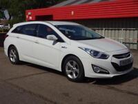 2012 (12) Hyundai i40 1.7CRDi 136 Active Estate Diesel £30 road tax