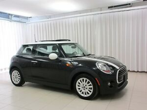 2016 MINI Cooper 3DR TURBO w/ MOONROOF & HEATED SEATS