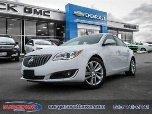 2016 Buick Regal AWD Leather - $187.29 B/W