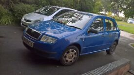Skoda Fabia in need of a bit of love