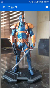 Dc collectibles statue deadstroke