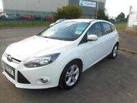 FORD FOCUS ZETEC DIESEL 5 DOOR MANUAL 12 PLATE 99000 MILES