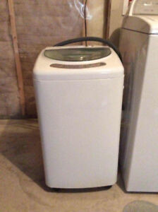 Haier small washer