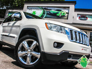 '11 Jeep Grand Cherokee OverlandSALE+HEMI+NAV+Leather! 176/Pmts!
