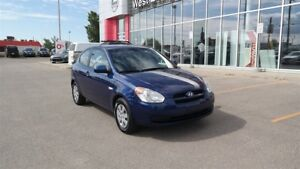 2011 Hyundai Accent Front wheel drive, 4 sylinder, 5 speed manua