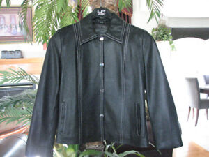 """ BRAND NEW "" LADIES LEATHER JACKETS !!"