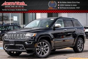 2017 Jeep Grand Cherokee New Car Overland|4x4|Blind-Spot|Leather