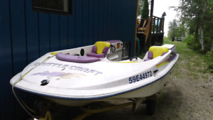 Shuttle Craft boat for PWC * SOLD*