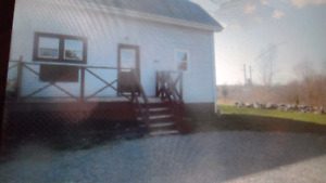 2 Bedroom Duplex on Large Private Lot in Shubenacadie