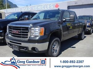 2010 GMC Sierra 2500 HD SLE