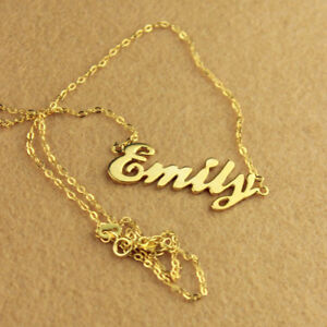 Get your Name on a Necklace!