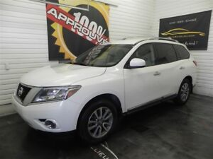 2014 Nissan Pathfinder SL 7 Places*4x4*Cuir*Camera*AC*Mags