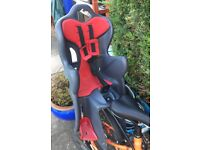 baby bike seat carrier