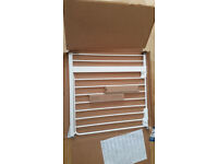 FREE pressure fit stair gate - all fittings included