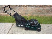 Hayter harrier 41 self propelld mower equivalent model rrp £735 on hayter website