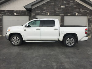 2014 Tundra Platinum/1794 - MINT - Private Sale No Taxes