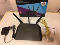 Netgear Nighthawk R7000 AC1900 Cable router