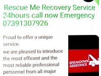 EMERGENCY RECOVERY BREAKDOWN SERVICE FASTEST TRANSPORTAION 24 HOURS NATIONWIDE BREAKDOWN COVERAGE