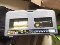 Reflector telescope £20