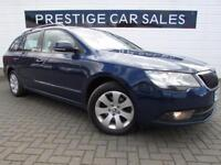SKODA SUPERB 2.0 S TDI CR 5d 139 BHP (blue) 2013