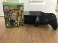 Xbox One + Fifa 17 (disk)