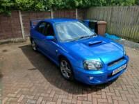 Subaru impreza WRX 2003 swaps/cash - full engine rebuild