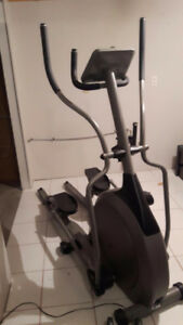 Eliptical Trainer Excellent condition.