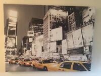 Wall canvass prints - Job lot