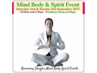 MIND BODY SPIRIT STOCKPORT