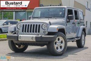 2014 Jeep Wrangler UNLIMITED SAHARA   NAV   HEATED SEATS  