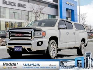 2016 GMC Canyon SLT Safety & Re-Conditioned ONE OWNER MINT CO...