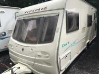 Avondale dart 556-6 2005 6 berth touring caravan