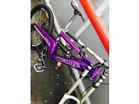 Orange 224 medium downhill bike ( not yeti,kona,specialized)