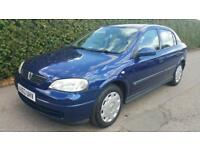 Vauxhall/Opel Astra 1.6i Club - low mileage FSH