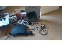 BARGAIN: PS3 320g Slim PLUS BUNDLE SHOWN