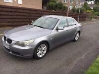 BMW E60 520i NEW MOT HPI CLEAR 2004/04REG VERY CLEAN CAR
