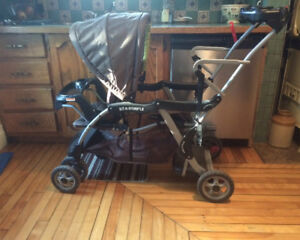Poussette Baby Trend Sit and Stand XL