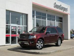 2016 Ford Expedition Platinum Leather