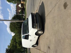 2003 Chevrolet Cargo Van AWD PARTS ONLY