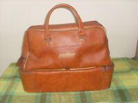 Vintage Mitre Weekend Bowls Bag
