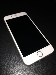 iPhone 6 16GB Silver / Mint Condition / Rogers