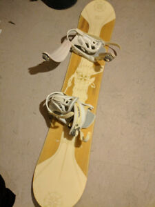 Three snow boards for sale