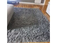 Ikea Grey rug