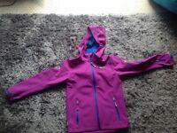 Super cool Trollkids Norwegian quality rain jacket boy or girl. Says age. 11/12. Reckon 10/11