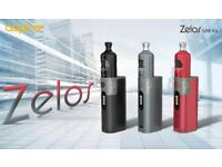 LATEST Aspire Zelos Kit Wholesale - Best Prince Guaranteed - JOBLOT - Delivery Available