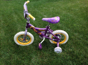 Rapunzel Tricycle