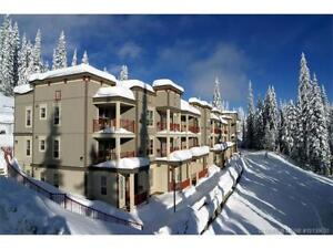 One bedroom + alcove strata unit on the top floor of Wildwood!