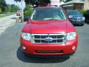 2011 FORD ESCAPE XLT AUTOMATIC- SATELLITE RADIO, POWER ADJUSTABL