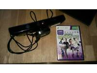 Xbox360 kinect + kinect sports games