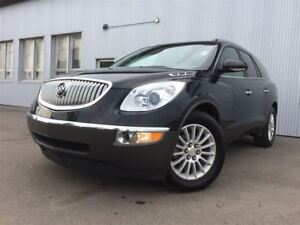 2012 Buick Enclave CXL1, AWD, 7 PASS, LEATHER,  BACKUP CAM.